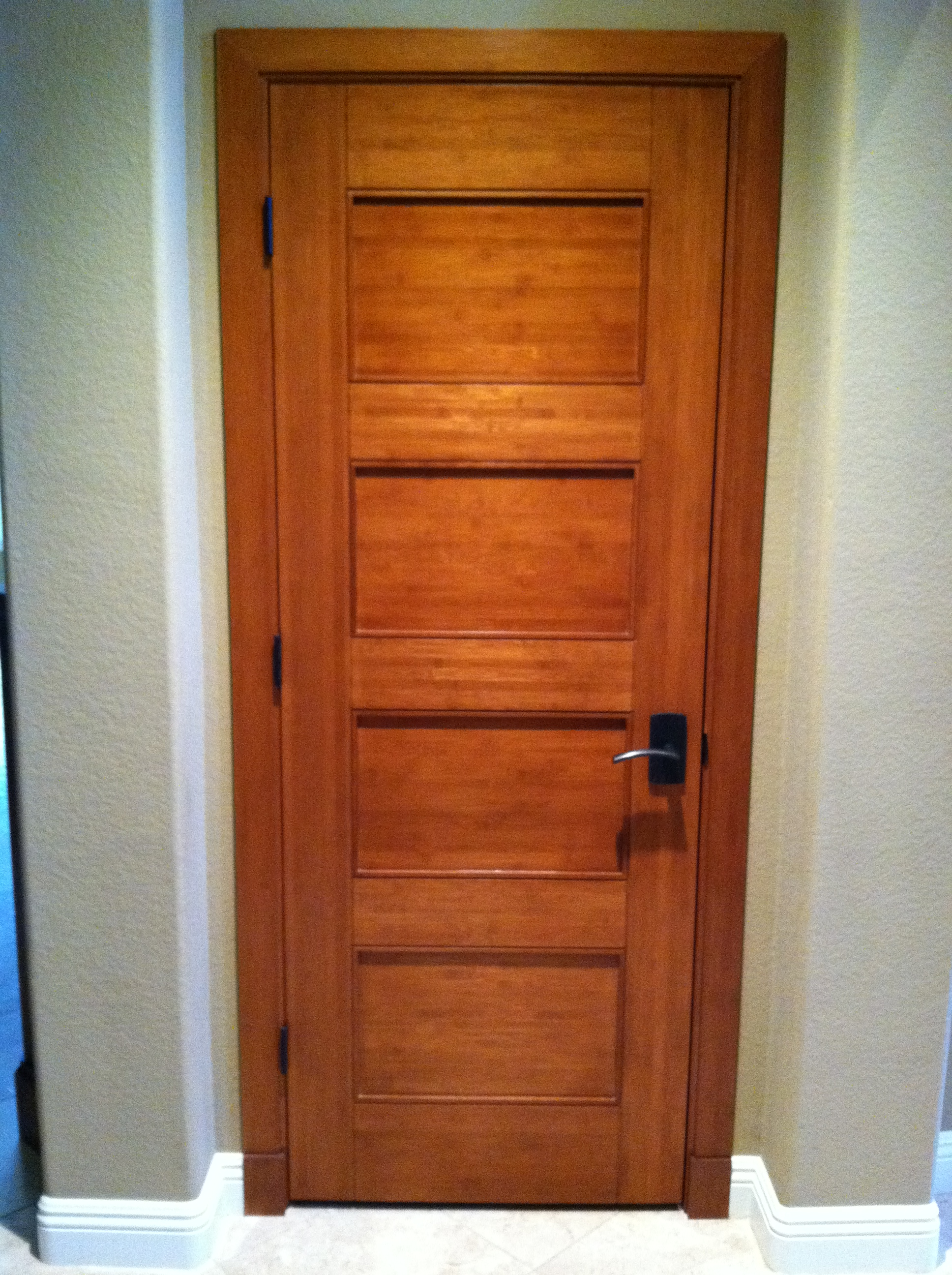 Carlsbad hall door ... & Interior Design by Elizabeth Aaron Interior Design pezcame.com