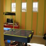 Santaluz girls' playroom after